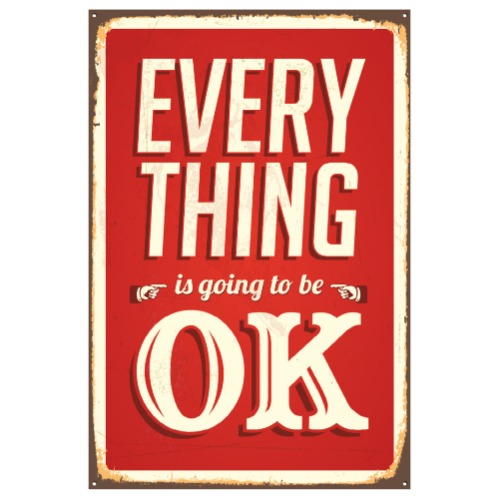 Every Thing Retro Vintage Ahşap Poster